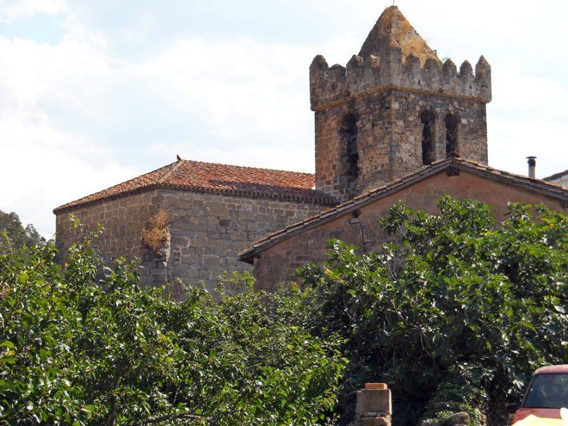 Iglesia de San Pedro Apóstol (Enciso, La Rioja)