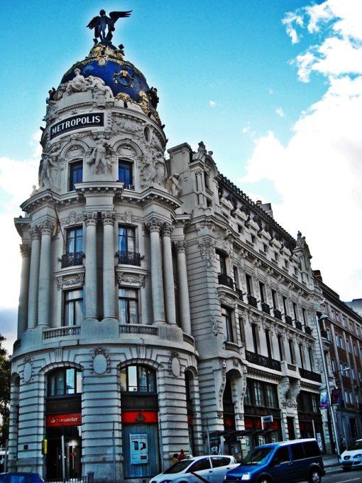 Edificio Metrópolis (Madrid, Comunidad de Madrid)