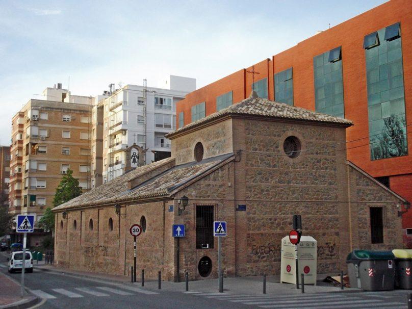 Iglesia de Santiago (Murcia, Región de Murcia)