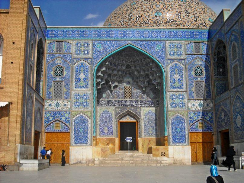 Centro histórico (Isfahán, Irán)