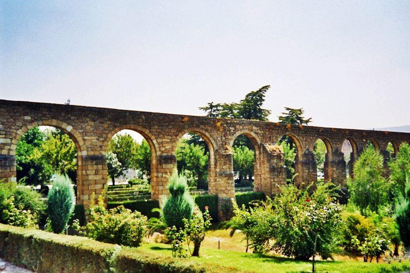 Acueducto de Plasencia (Municipio de Plasencia, Extremadura)
