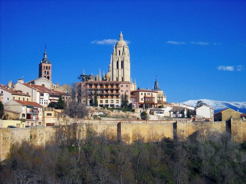 Catedral de la Asunción y de San Frutos (Segovia, Castilla y León)
