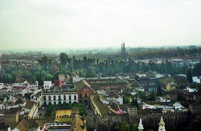 Centro histórico (Sevilla, Andalucía)