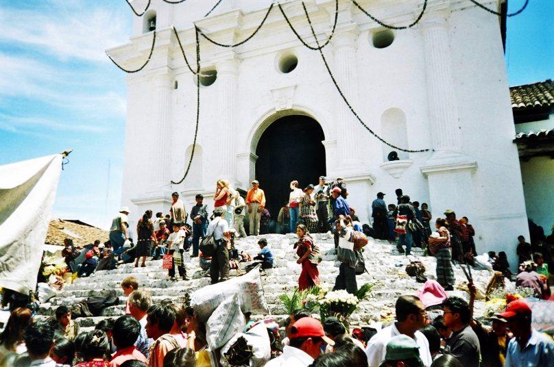 Iglesia de Santo Tomás (Chichicastenango, Guatemala)