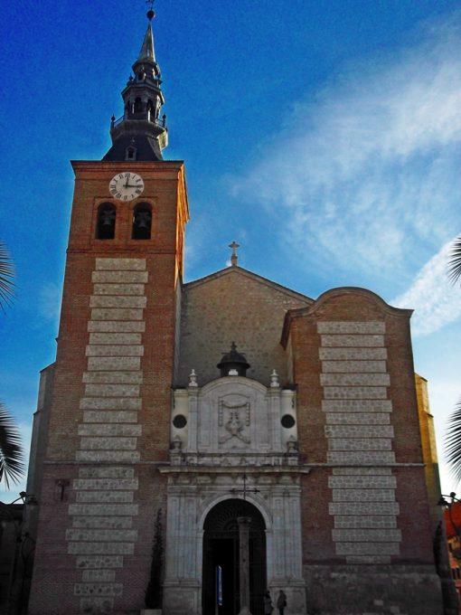 Catedral de Santa María Magdalena (Getafe, Comunidad de Madrid)