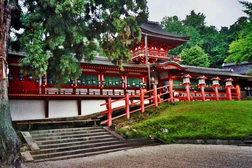 Kasuga-taisha (Nara, Japón)