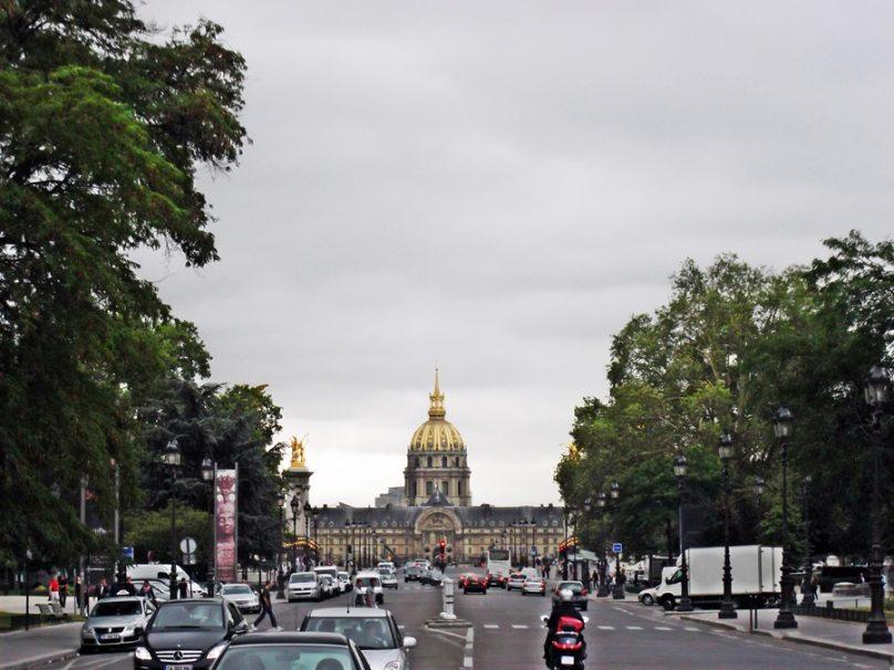 Los Inválidos (París, Francia)