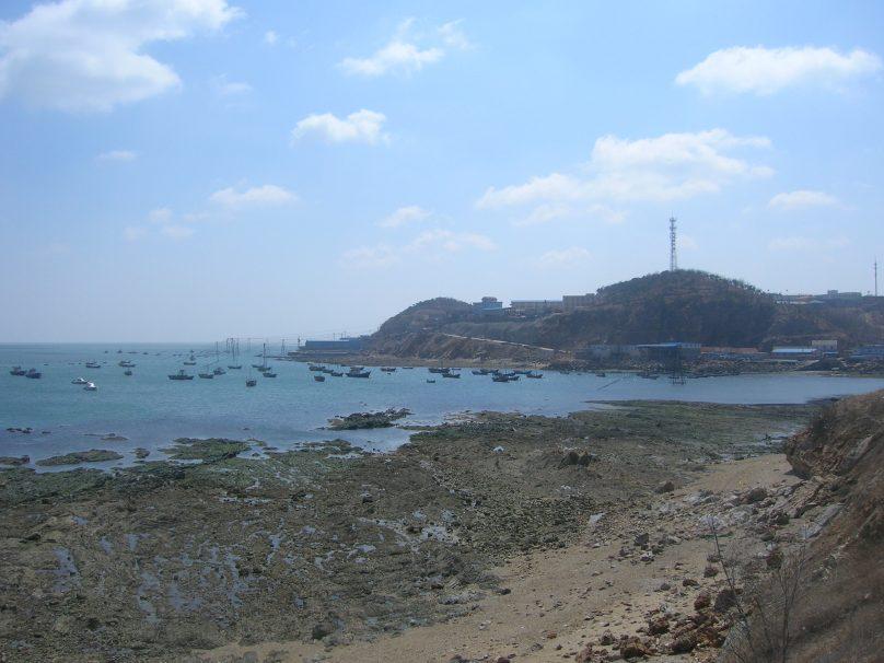 Golfo de Bohai (por Jorge Sánchez)