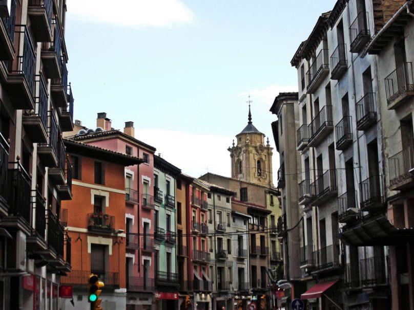 Casco Antiguo (Huesca, Aragón)