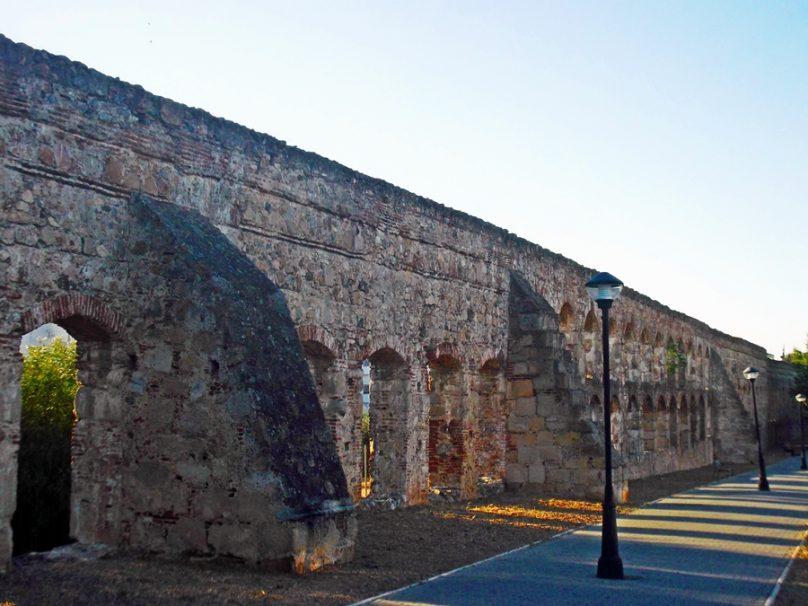 Acueducto de San Lázaro (Municipio de Mérida, Extremadura)