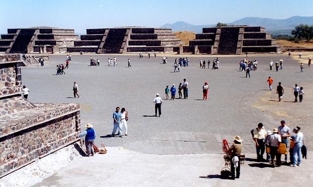 Teotihuacán (por Jorge Sánchez)