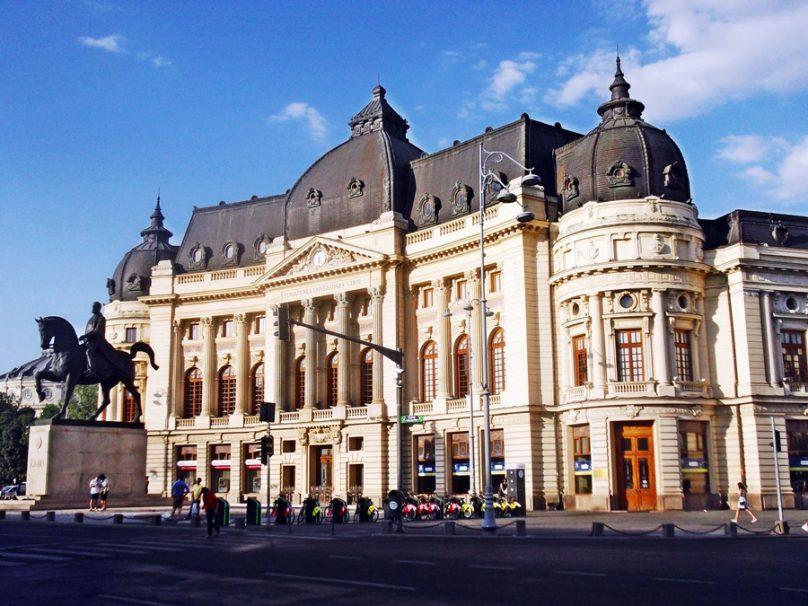 Calea Victoriei (Bucarest, Rumanía)