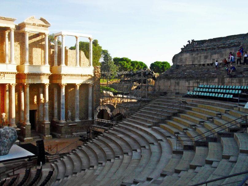 13+1 teatros clásicos a fe mía muy básicos