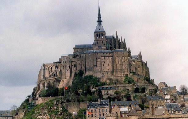 Monte Saint Michel (por Jorge Sánchez)
