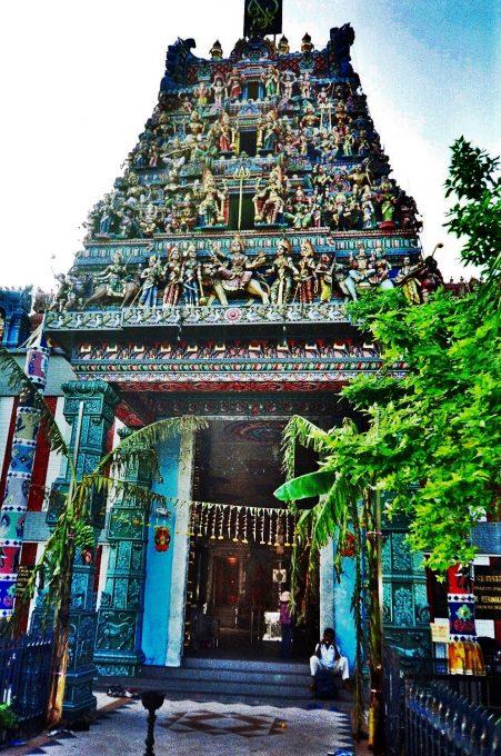 Sri Mariamman (Concejo Central, Singapur)