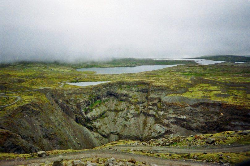 Parque Nacional Vatnajökull (Islandia)