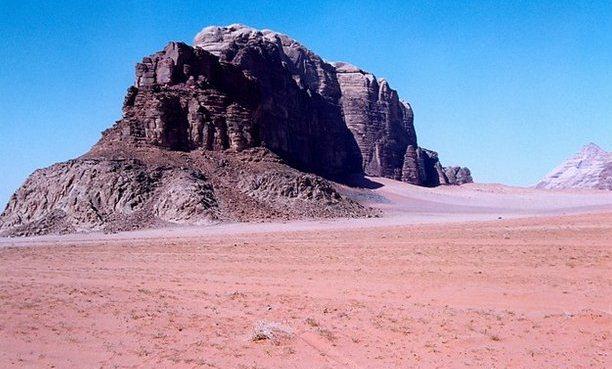 Wadi Rum (por Jorge Sánchez)