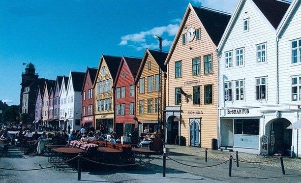 Bryggen (por Jorge Sánchez)