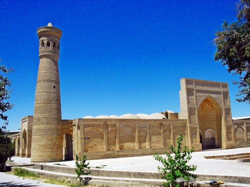 Centro histórico (Bukhara, Uzbekistán)