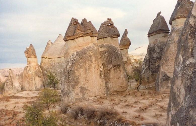 Capadocia (por Jorge Sánchez)