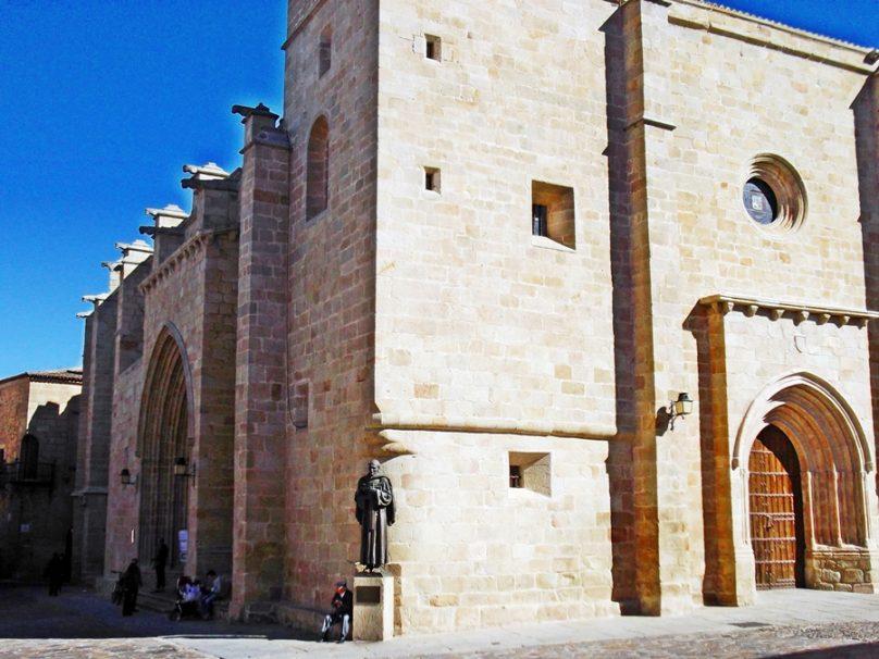 Concatedral de Santa María (Cáceres, Extremadura)