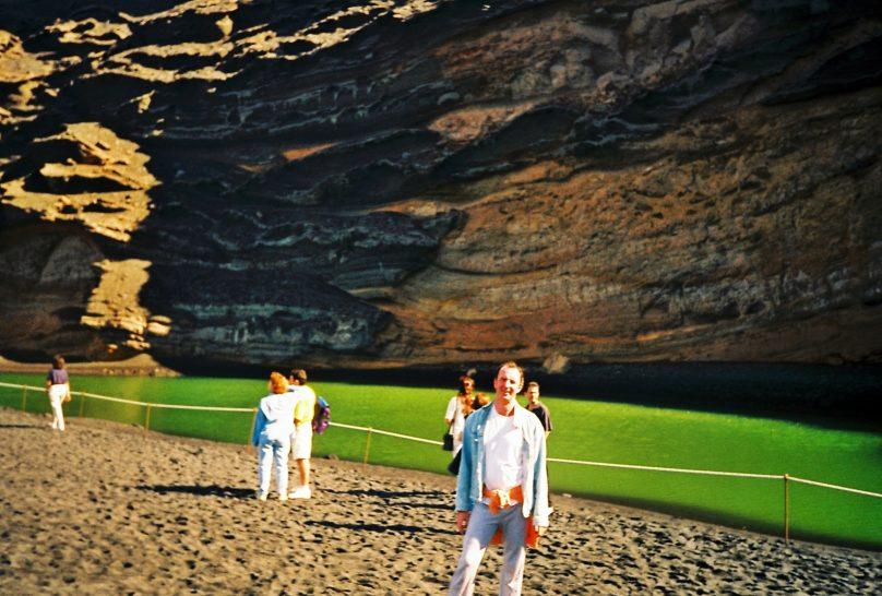 Charco Verde (Municipio de Yaiza, Canarias)