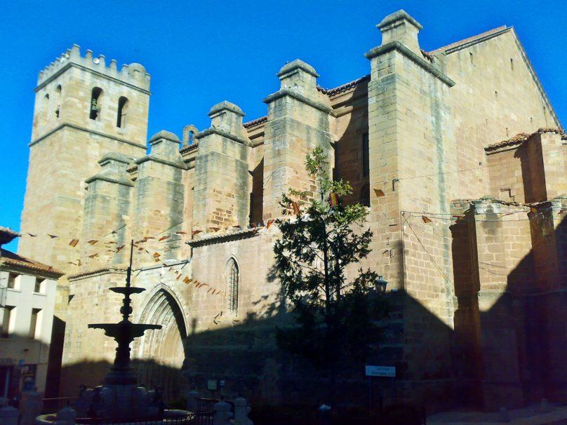 Iglesia de Santa María (Mora de Rubielos, Aragón)