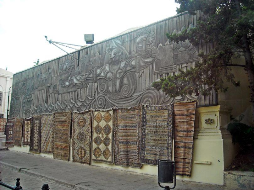 Alfombra de Azerbaiyán