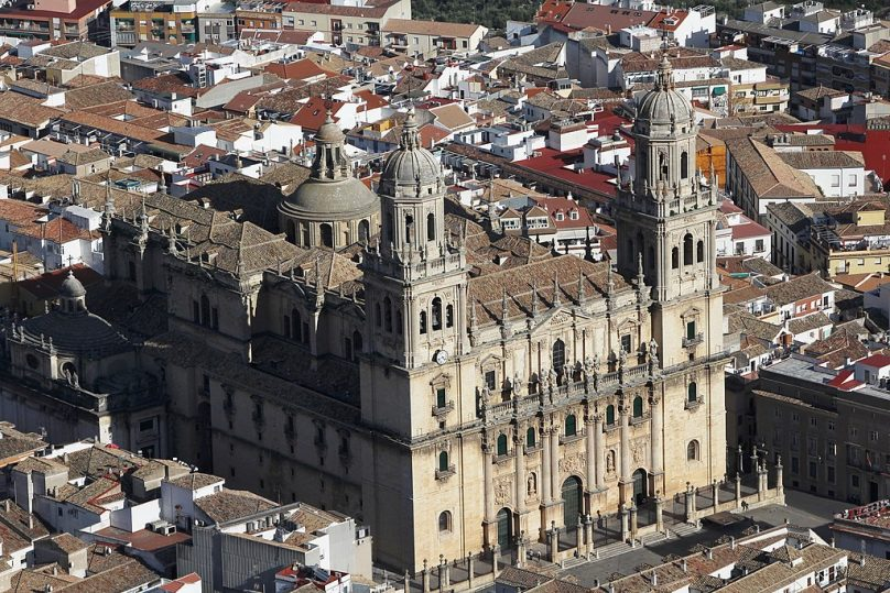 Catedral de la Asunción (Jaén, Andalucía)