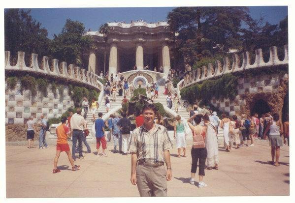 Obras de Gaudí (por Jorge Sánchez)