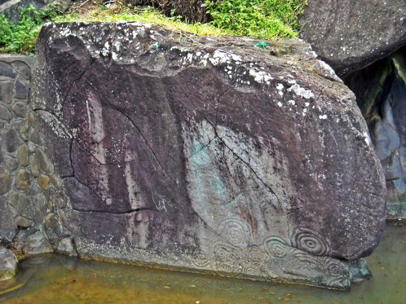 Petroglifos de Duquesne (Parroquia de Saint Patrick, Granada)