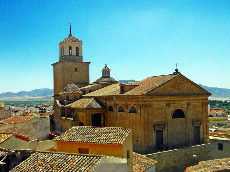 Iglesia de Santiago (Jumilla, Región de Murcia)