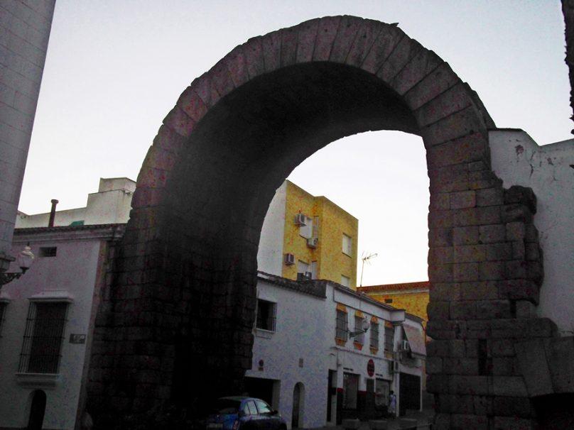 Arco de Trajano (Mérida, Extremadura)