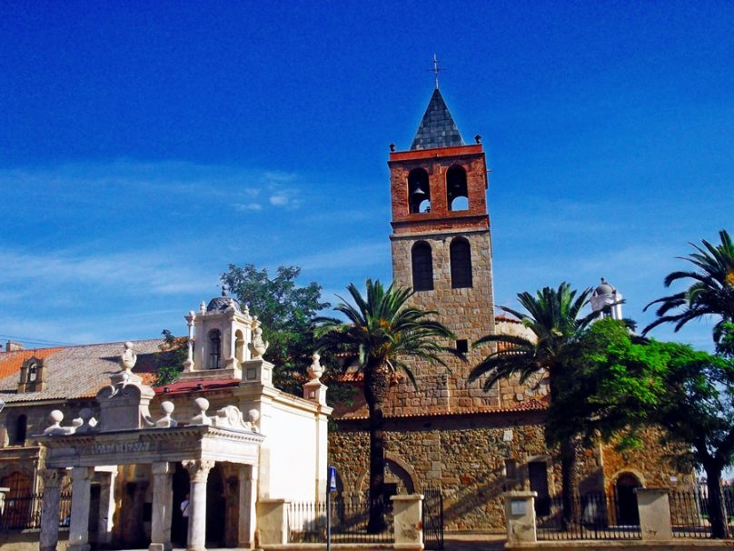Basílica de Santa Eulalia (Mérida, Extremadura)