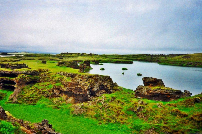Mývatn (Región de Norðurland eystra, Islandia)
