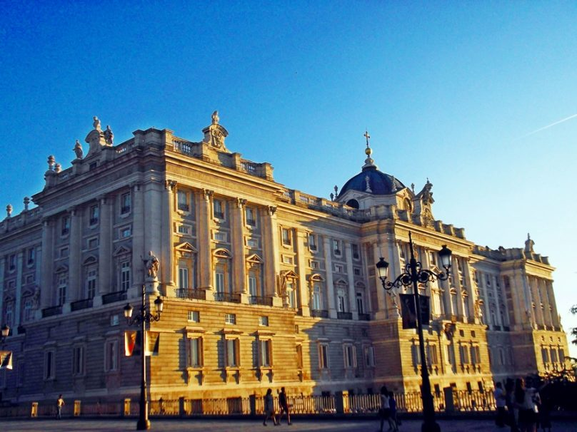 Palacio Real (Madrid, Comunidad de Madrid)