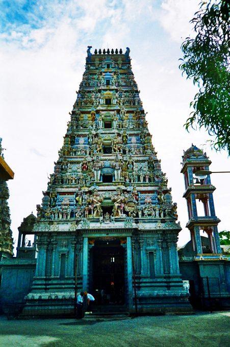 Sri Kailasanathar Swamy Devasthanam (Colombo, Sri Lanka)