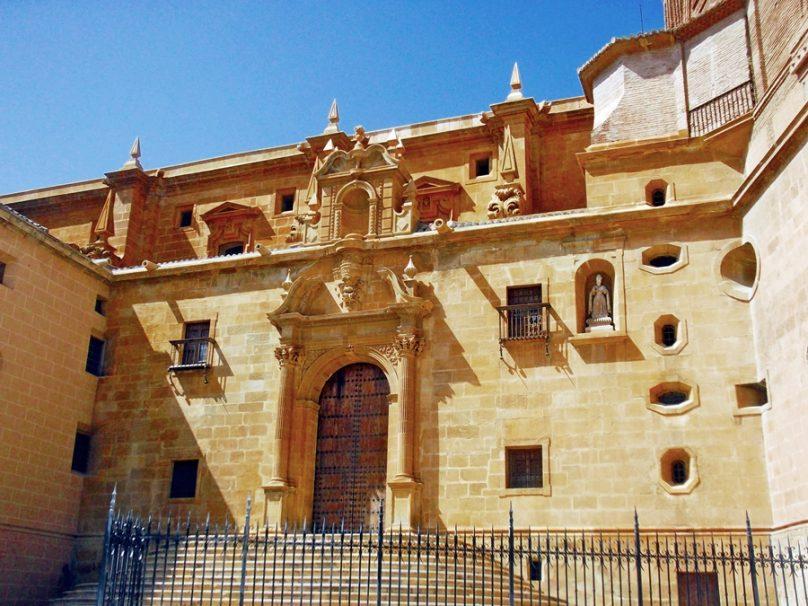 Casco antiguo (Guadix, Andalucía)