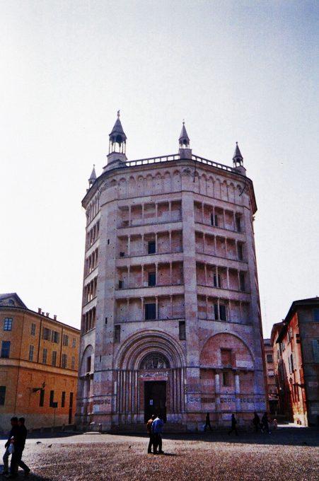 Centro histórico (Parma, Italia)