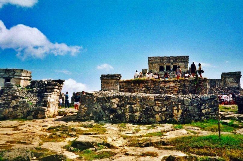 El Castillo (Estado de Quintana Roo, México)