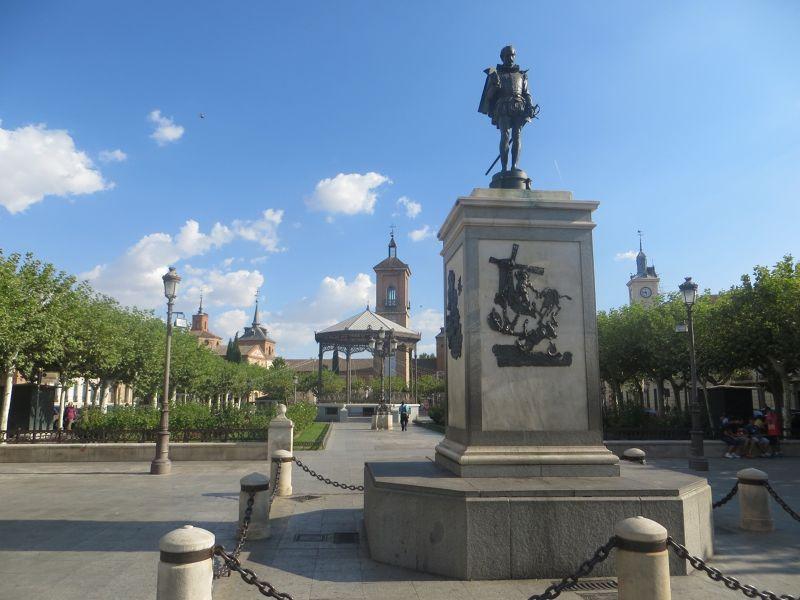 Alcalá de Henares (por Jorge Sánchez)