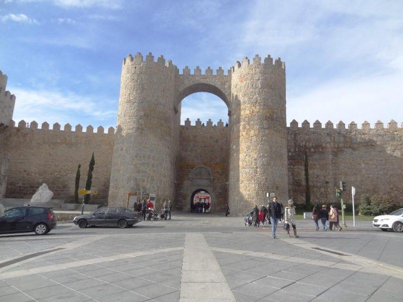 Ávila (por Jorge Sánchez)