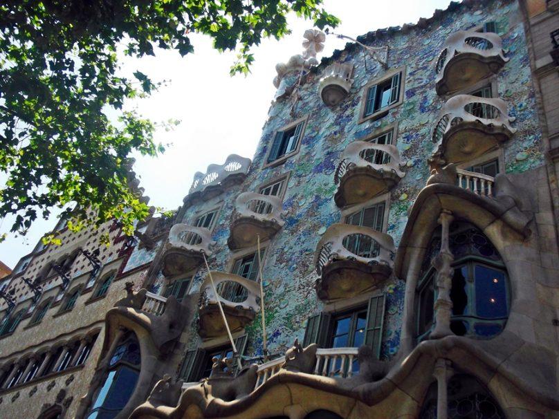 10 obras de Gaudí que has de ver sí o sí
