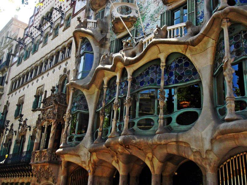 Casa Batlló (Barcelona, Cataluña)