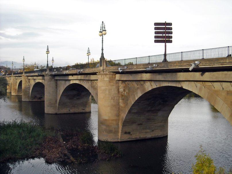 Puente de Piedra (Logroño, La Rioja)
