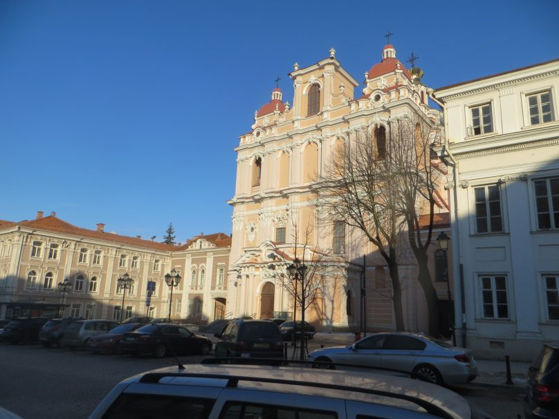 Vilnius (por Jorge Sánchez)