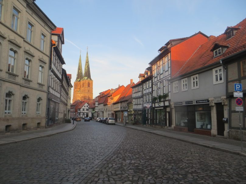 Quedlinburg (por Jorge Sánchez)