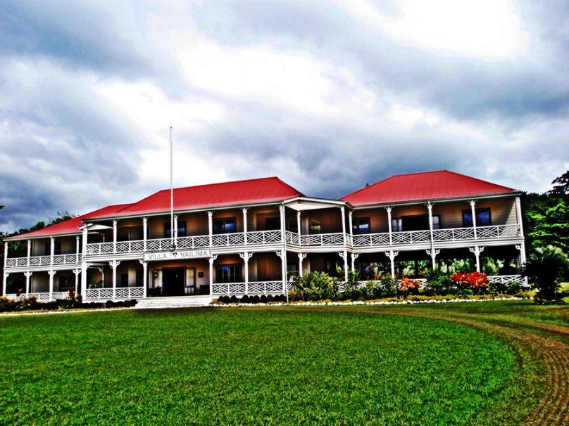 Villa Vailima (Vailima, Samoa)