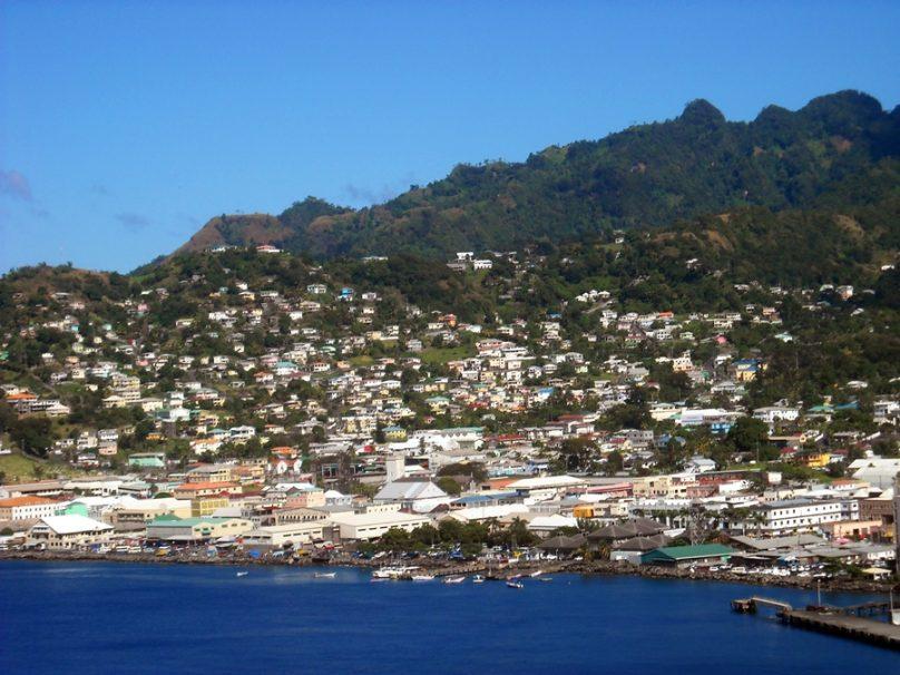 Kingstown (Parroquia de Saint George, San Vicente y las Granadinas)