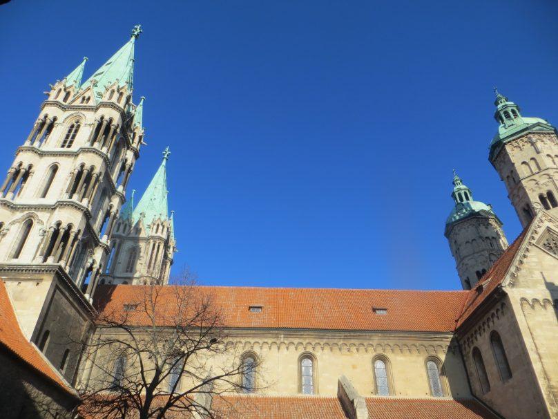 Catedral de Naumburg (por Jorge Sánchez)